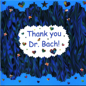 Thank You, Dr. Bach!